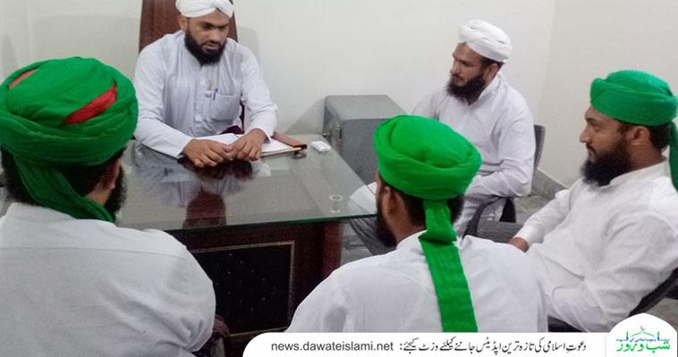 مدرسۃ المدینہ رہائشی کمالیہ کلیرا  اڈہ فیصل آباد ریجن کا مدرسہ جائزہ