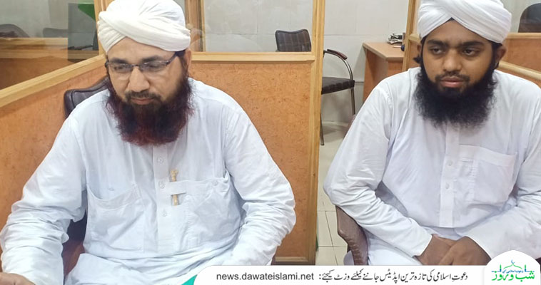 مدر سۃا لمدینہ لاہورکے خاد مین کا مدنی مشور ہ
